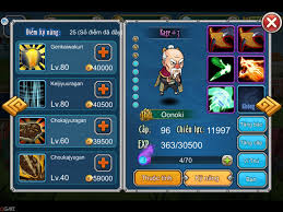 Naruto Đại Chiến: Giới thiệu nhân vật game Oonoki - Hệ Thống