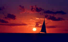 hd ocean sunset wallpapers and photos