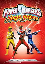 Amazon.com: Power Rangers Ninja Storm: The Complete Series: Adam Tuominen,  Jorgito Vargas Jr., Various: Movies & TV