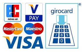 Kartenzahlung – Taxi Thoma