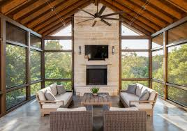 porch ever vaulted ceilings