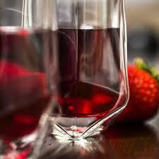 handblown whiskey tasting glasses