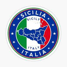 Sicily Stickers Redbubble