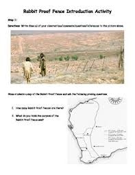 Rabbit Proof Fence Video Intro And Response Learning Activities Introduction Activities Learning Activities Social Studies Classroom