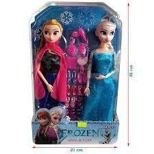 Đồ chơi búp bê Nữ hoàng băng giá Elsa và Anna 101