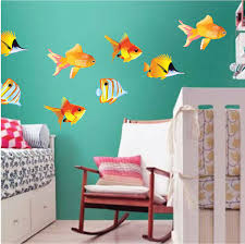 Fish Wall Decal Animal Wall Decal Murals Primedecals