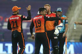DC vs SRH Match Highlights and Result ...