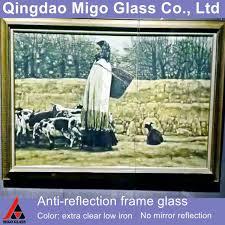 non glare glass for picture frames