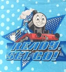 thomas the tank engine sheet set