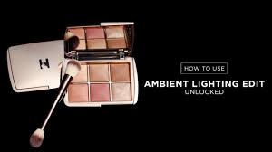 highlighter with ambient lighting