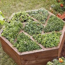 how to build a hexagon planter the
