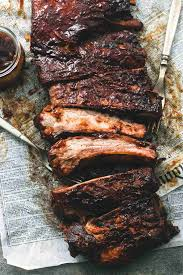 best easy slow cooker bbq ribs creme