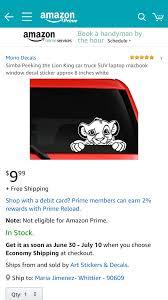 Https Www Amazon Com Dp B01bcuavr8 Ref Cm Sw R Pi Apis 1498451362254 Window Decals Cars Trucks Decals Stickers