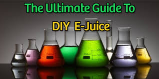 how to make your own diy vape juice
