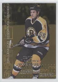 1999-00 In the Game Be A Player Millennium Signature Series ...