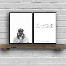 Tupac Shakur Rap Poster Wall Art Canvas Print Hip Hop Prints Picture With Free Shipping Worldwide Weposters Com