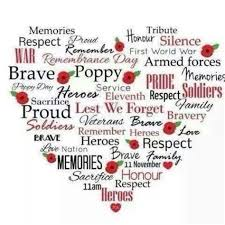 remembrance day poppy quotes