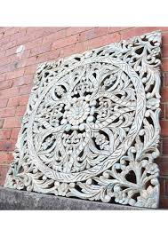 handcarved timber panels screens