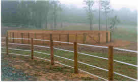 Safe Fence Electric Tape Diy Fencing Option