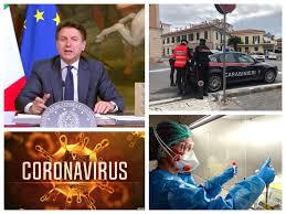 Coronavirus, Italia: Conte firma nuovo decreto.