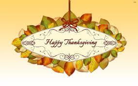 happy thanksgiving text screenshot hd