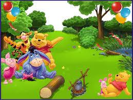 Tarjetas De Cumpleanos Winnie Pooh Gratis Para Fondo De Pantalla 7
