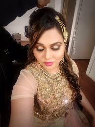 parul s party makeup artist in delhi