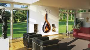 fireplace doors glass screen on custom