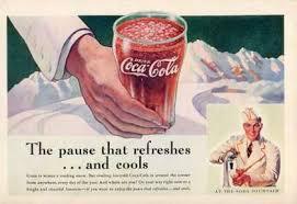 vintage e coca cola advertisements