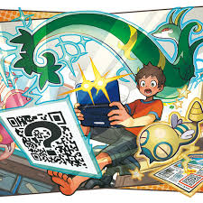These Pokémon Sun and Moon QR codes will help you fill out your ...