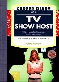 Career Diary of a TV Show Host: Gardner's Guide Series: Kennedy, Hilary:  9781589650442: Books - Amazon.ca