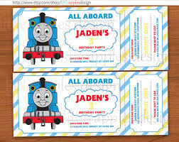 Now In Shop Thomas And Friends Custom Party Printable