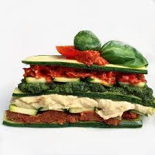raw zucchini lasagna vegan further food
