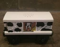 train wood wooden sodor dairy cars milk