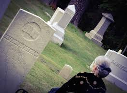 Adeline Dean Welfoot, widow of Nathaniel Dean, Jr Civil War Ghost Walk 2 –  St. Johnsbury History and Heritage Center