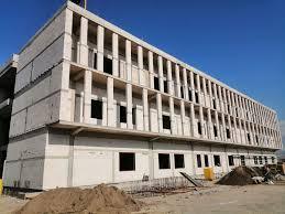 Karabük Üniversitesi Mühendislik Fakültesi Labaratuvar Binası İnşaatı -  Gaziemir Isı