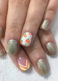 18 fall nail designs and colors 2018