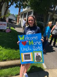 After Covid-19 battle, Rockville Centre man receives a warm welcome home |  Herald Community Newspapers | www.liherald.com