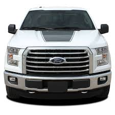 2015 2020 Ford F 150 Stripes Force Hood Decals Vinyl Graphic Factory Style Kit