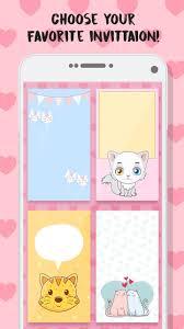 Tarjetas De Invitacion Kitty For Android Apk Download