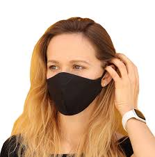 Amazon.com: Black Face mask with filter ...