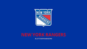 new york rangers ice hockey