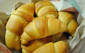 before eating pillsbury crescent rolls