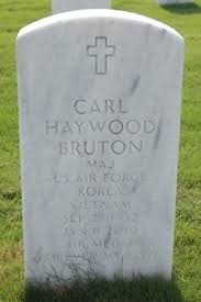 Maj Carl Haywood Bruton (1932-2010) - Find A Grave Memorial