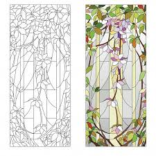 ᐈ stained glass windows designs stock