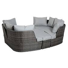 garden day beds rattan day beds