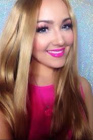 how to makeup like barbie step by