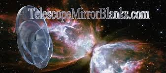 telescope mirror blanks