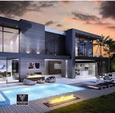 modern luxury homes architecture