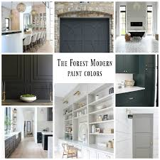 All The Paint Colors In Our Home The House Of Silver Lining